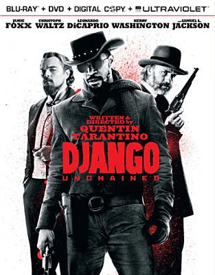 DJANGO UNCHAINED BY FOXX,JAMIE (Blu-Ray)